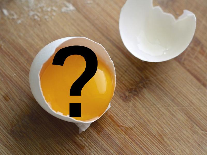 Kako nadomestiti jajca v veganskih jedeh